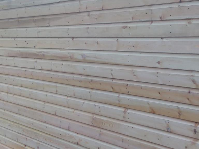 Shiplap Cladding