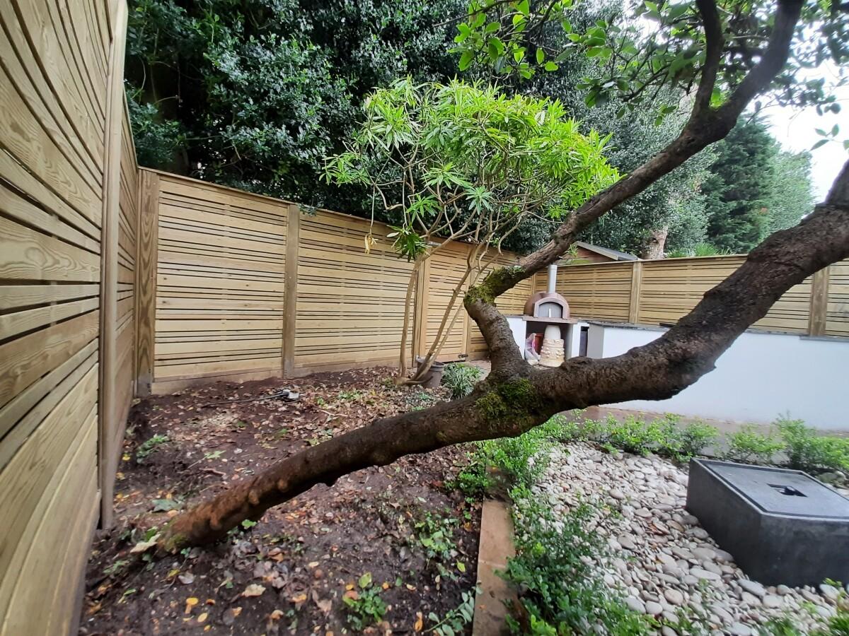 Jacksons Fencing Urban Fence Panels