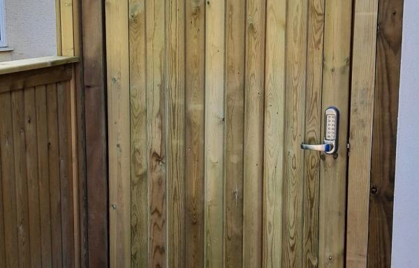 Jacksons Fencing Brook Gate