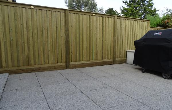 Jacksons Fencing Chilham Double Sided Fence Panels