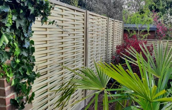 Jacksons Fencing Woven Fence Panels